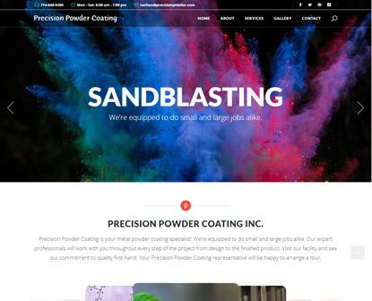 precisionpowder