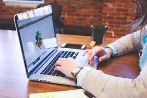 Web design service company
