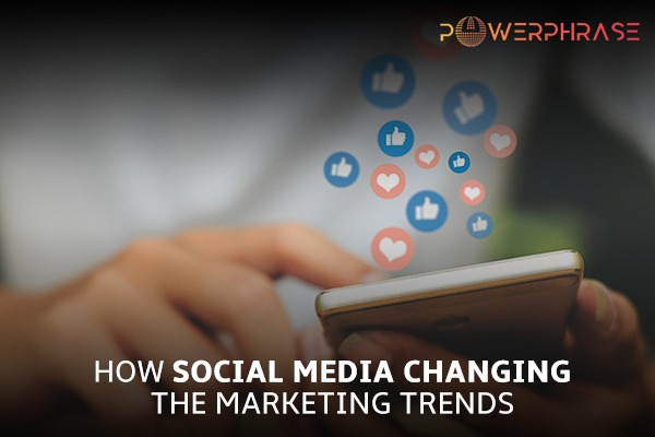 How social media is changing the marketing trends