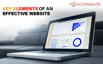 Key elements of an effective Website